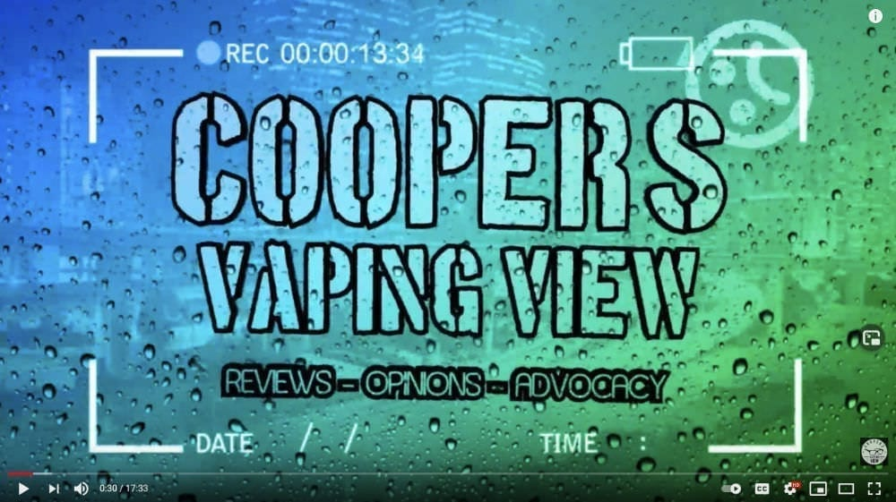 Coopers Vaping View